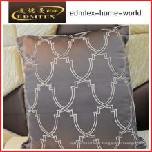 Bordados decorativos almofada de veludo de moda travesseiro (edm0297)