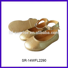 SR-14WFL2155 la venta caliente calza los zapatos de los niños de los zapatos de los niños españoles de los cabritos calza los zapatos del alto talón