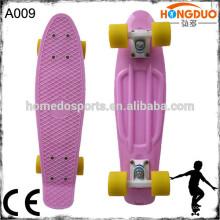 Mini skates / maple barato dos cruzadores skates