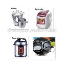 Ustensile de cuisine Cercle d'aluminium