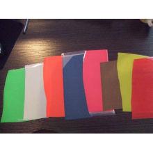Hola viz reflectante fluorescente color calor-transfieren la película imprimible