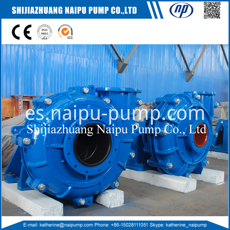 Slurry Pump Rubber Liner