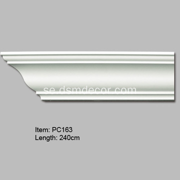 Vanlig cornice Crown Moulding