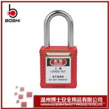Chave de mestre de cadeado de segurança de aço leve OEM de 6 mm Dia BD-G01