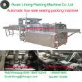 Gsb-220 de alta velocidade automático de quatro lados Fever Redução Plaster Selagem Wrapping Machine