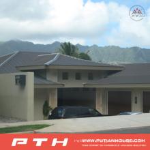 Luxury Light Steel Villa House as Prefabricated Resort Building