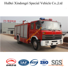 4ton Дунфэн EQ1126kj1 145 воды пожарная машина Евро3