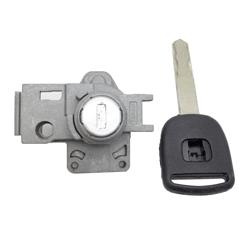 08 Accord Left Front Door Lock 72185-TAO-A01