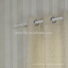 Nova chegada breve cortina tecido estilo