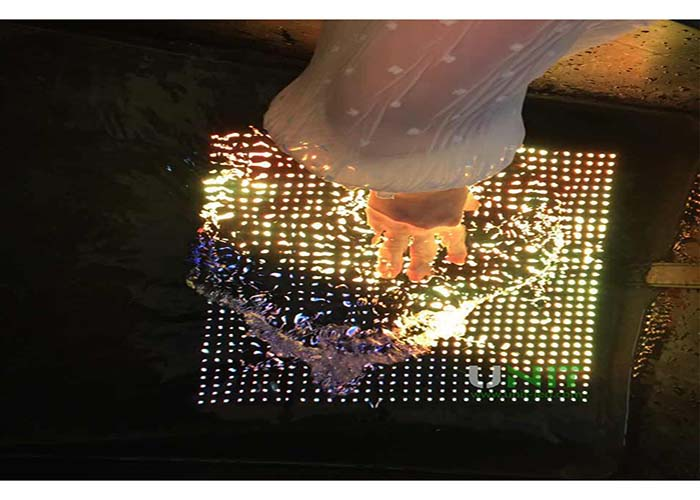 water proof dust proof led video wall