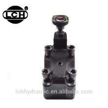 70l/min manual hydraulic valve yuken type hydraulic valve