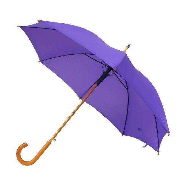 30 inch big size custom wooden handle umbrella02