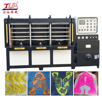 Professional KPU Sport Shoes Making Machine