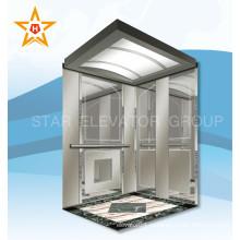 Стандартный панорамный лифт En81 для торговых центров