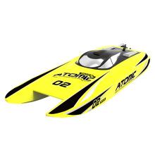 Volantex ATOMIC PNP Professional plastic remote control toy  rc yacht boat