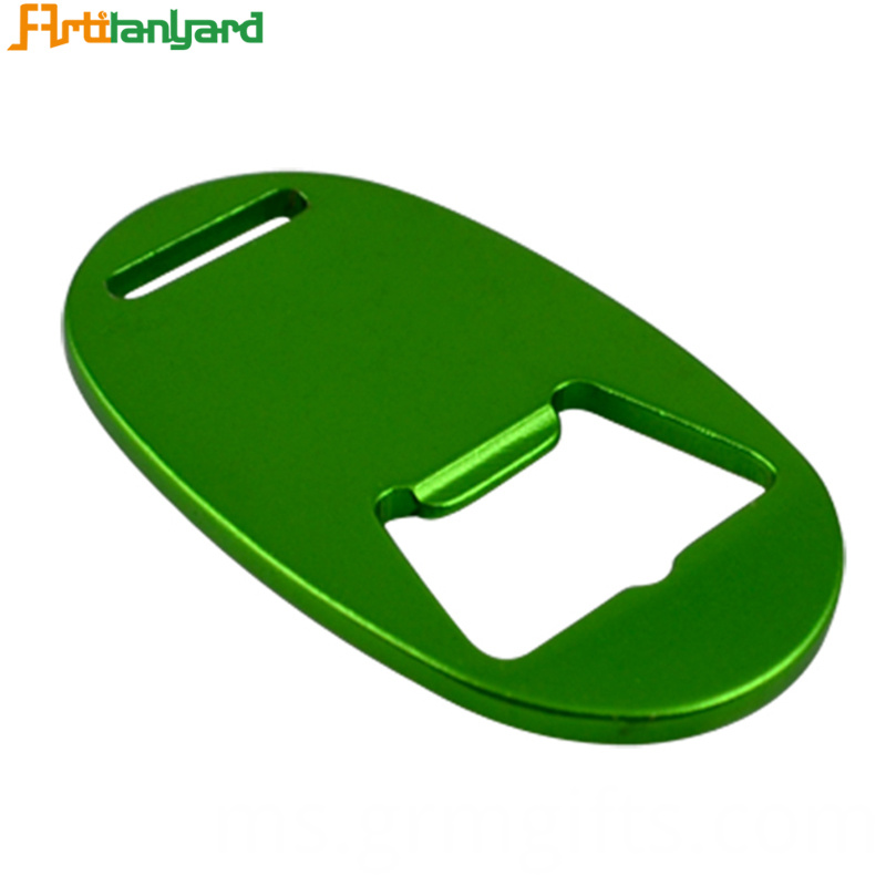 Aluminum Bottle Opener