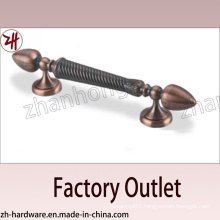 Factory Direct Sale Zinc Alloy Big Pull Archaize Handle (ZH-1291)