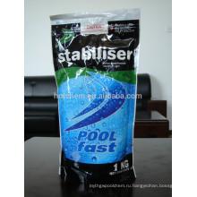 Высокое качество очистки воды Циануровая кислота хлор для стабилизатора
