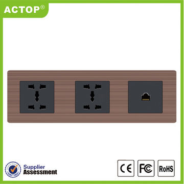 Hotel Electric Dimmer Wall Socket