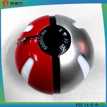 2016 Newest Design 10400mAh Pokeball Power Bank with LED Light
