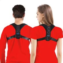 Cinturón de corrección de refuerzo de espalda superior para hombres