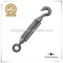 DIN 1480 carbon steel turnbuckle