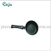 12*3.5cm Aluminum Mini Egg Fry Pan