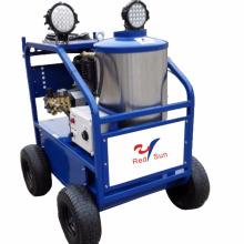 Hot water mold machine 380v 3phase high pressure washer