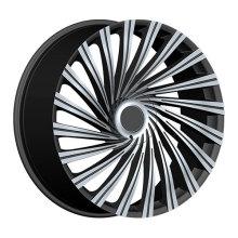 Alloy Wheels in Kaleidoscope Design