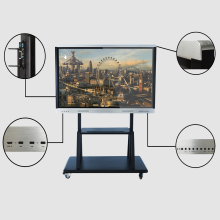 70 Inches Smart LED Panel With Mobile Stand