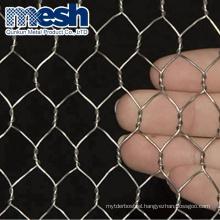 Hexagonal galvanized mesh for bird cage chicken mesh