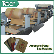 High Speed Automatic Cement Paper Bags Making Machine