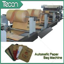 Automatische Kleber-Siegelbeutel-Produktionslinie