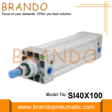 Airtac Type SI40X100 Pneumatic Air Cylinder 100mm Stroke