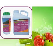 Ácido fúlvico líquido del fertilizante orgánico soluble