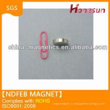 D12mmx6mm постоянные редкоземельные магнитные материал неодимовый магнит