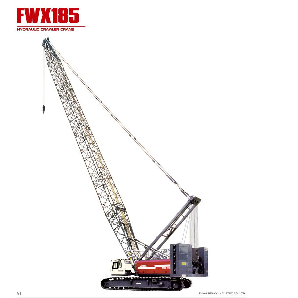 Largest Crawler Crane