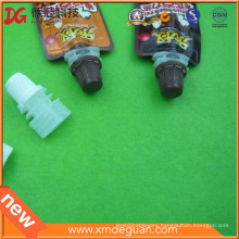 8mm Sucking Jelly Drinking Stand up Pouch Plastic Mouth