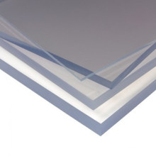 Feuille acrylique, feuille solide en polycarbonate, feuille compacte pour puits de lumière de toiture