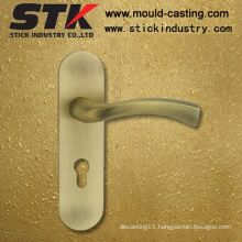 Zamak Door Lever with Shell (STK-Z-LH1002)