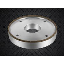 Resinoid bonded grinding wheels