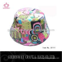 Sombrero del cubo de los niños