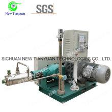 400-800lh Pompe cryogénique à l'argon liquide de la gamme de débit Haute qualité