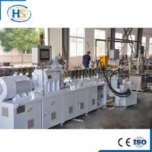 Presentación de Masterbatch Extrusion Machine Tse-75b con alta capacidad