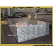 Placa de alumínio / liga de folha 3105 para construção
