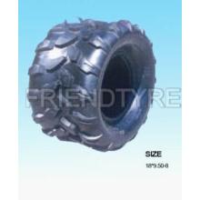 Grind-Widerstand gegen Atv Reifen