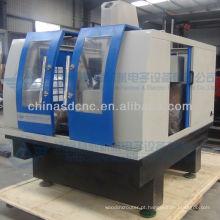 Multipurpose cnc máquina de gravura em metal / passatempo molde 3d fresagem cnc JK-6075