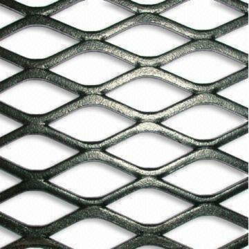 Hot Galvanized Expanded Metal