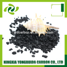 Factory supply 1000 iodine number coco shell activated carbon ningxia