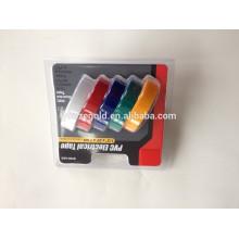 """7milx1/2""""x20ft ПВХ электроизоляционные ленты пламени-retardant клейкая лента"""